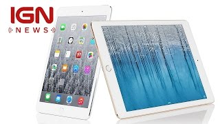 Apple iPhone 5SE and iPad Air 3 Available March 18 - IGN News