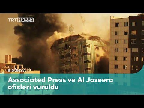 İsrail, basını da hedef aldı