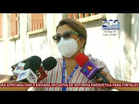 Fallecidos por COVID-19 en Hospital Móvil de San Pedro Sula
