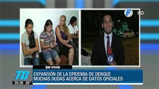 Expansión de la epidemia de dengue en Paraguay