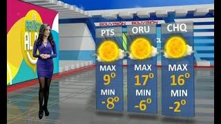 El Clima de Bolivisión: Pronóstico del 11 de junio del 2021