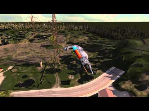 Goat Simulator Mobile Version Trailer