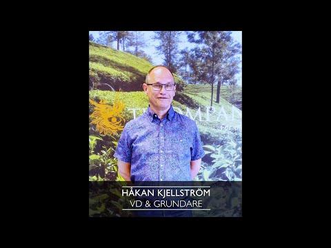 Håkan Kjellström - VD & Grundare