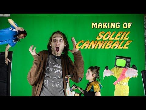 Making of Soleil Cannibale - The Fraktopus