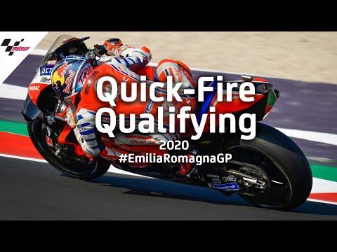 Quick-Fire Qualifying | 2020 #EmiliaRomagnaGP