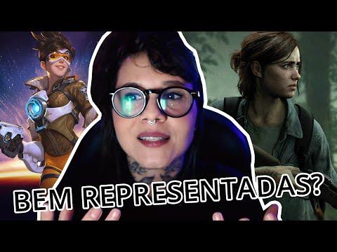 Lésbicas nos Games e na Cultura Pop! #RepresentaDT3