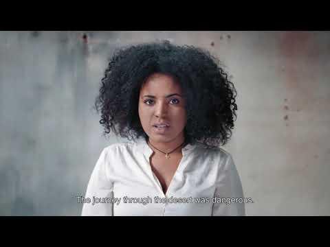 TV spot campagne VluchtelingenWerk Nederland 'Niemand vlucht vrijwillig' I English subtitles photo