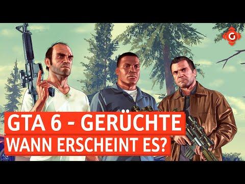 GTA VI: Wann kommt es raus? Elden Ring: Neue Infos zum Stealth-System! | GW-NEWS