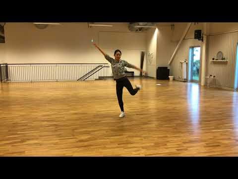Aerobic Gymnastics Nivå4 - 18-20 Fram