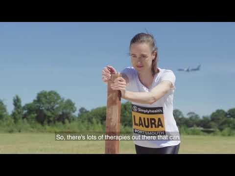 Laura Muir and the importance of therapies