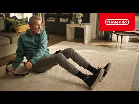 Ring Fit Adventure - La routine sportive de Denis Brogniart (Nintendo Switch)