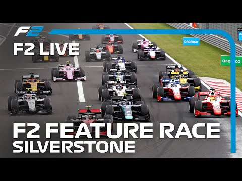LIVE: Formula 2 Feature Race | 2020 British Grand Prix