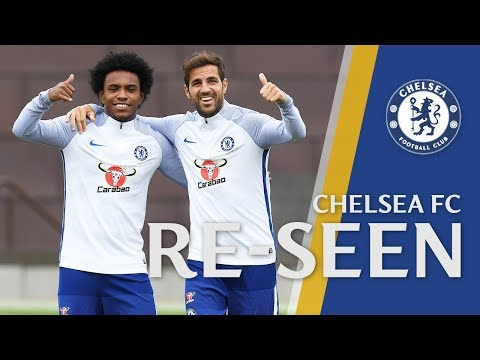 Is There Anything That Willian Can't Do?! | Chelsea Reseen