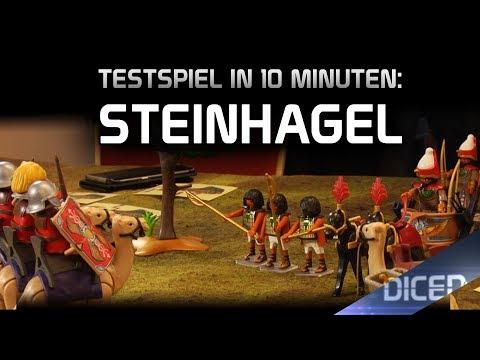 Testspiel in 10 Minuten | Steinhagel | Battle Report | DICED