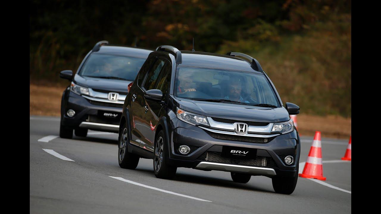Honda BR-V :: WalkAround Video Review:: ZigWheels
