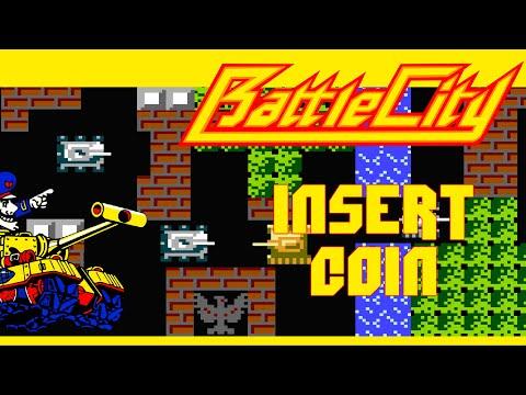 Battle city (1985) - NES - Análisis Comentado