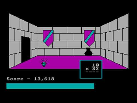Adventures in Math (IBM) (MS-DOS) [1983]