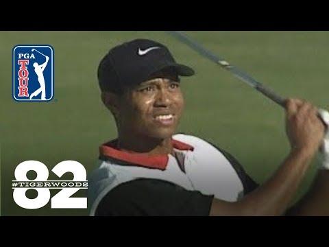 Tiger Woods wins 1996 Las Vegas Invitational