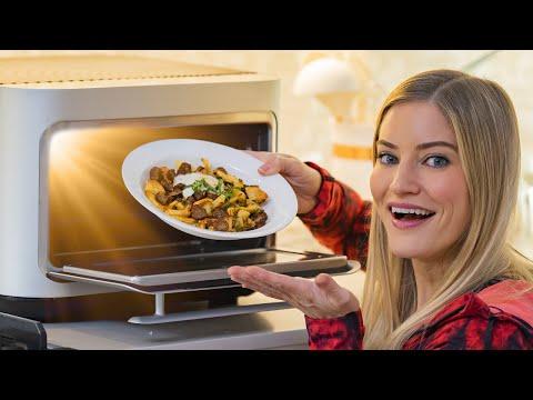 Magic Oven! Breakfast in the Brava 🍳
