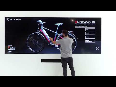 Endeavour 5 Belt | Virtual Reality | Kalkhoff Bikes