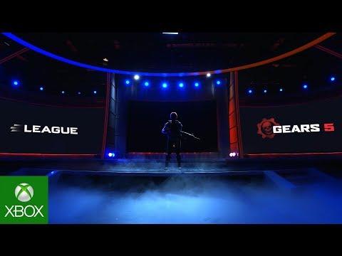 Gears 5 Esports Program Announcement
