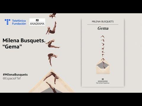 Vidéo de Milena Busquets