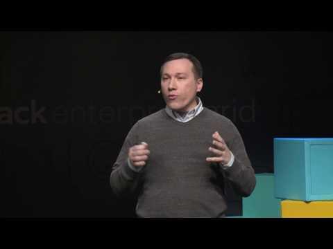 Powering the Grid Event by Slack: Security at Slack by Geoff Belknap