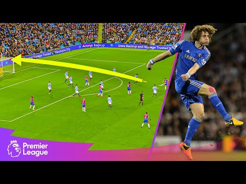 Andros Townsend & David Luiz THUNDERBOLTS!   Classic Goals from Matchweek 19's fixtures   Part 1