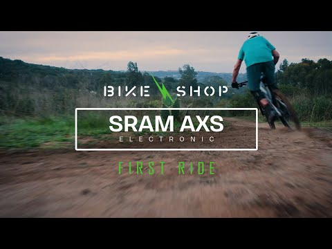 FIRST RIDE: SRAM AXS Electronic Drivetrain & Dropper Post