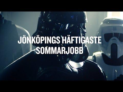 Sommarjobba som turistinspiratör på Destination Jönköping