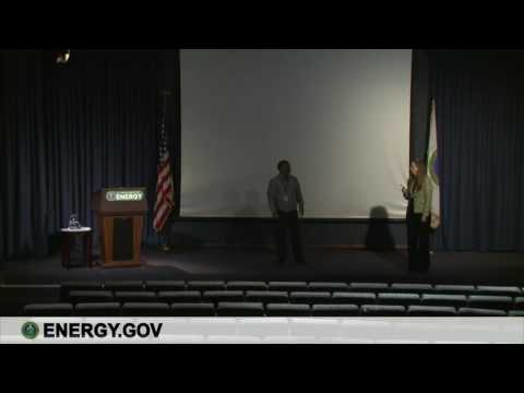 QUADRENNIAL ENERGY REVIEW ROLLOUT - U.S. Department of Energy Live Stream