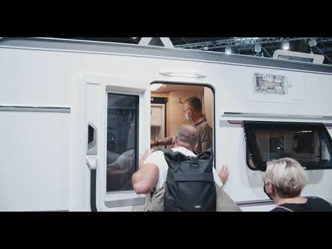 Fendt-Caravan auf dem Caravan Salon 2021