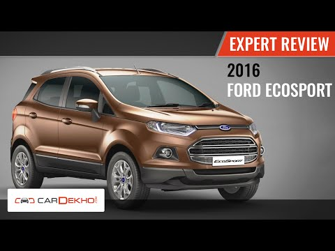 2015 ford ecosport expert review video 3082. Black Bedroom Furniture Sets. Home Design Ideas