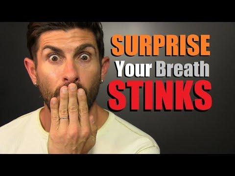 The BAD Breath Test | How To Tell When Your Breath STINKS! (Watch Before You Talk To ANYONE Else)