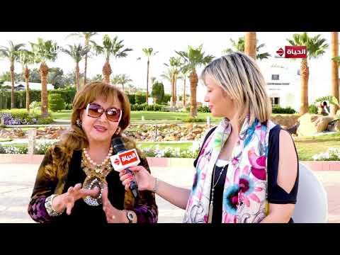 عين - لقاء خاص مع ليلى طاهر على هامش مهرجان المسرح الدولي للشباب