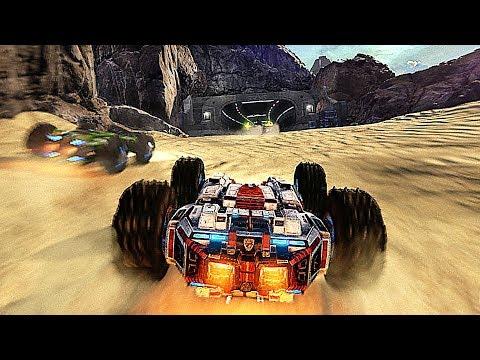 connectYoutube - GRIP Gameplay Trailer (2018) Combat Racing Game