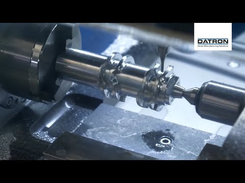 DATRON Digital Experience Days 2.0 - 4-Axis Milling