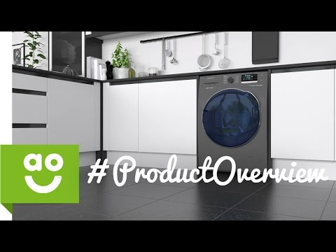 Samsung Washer Dryer WD80J6410AX Product Overview   ao.com