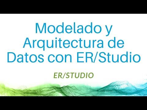 Modelado y Arquitectura de Datos con ER/Studio