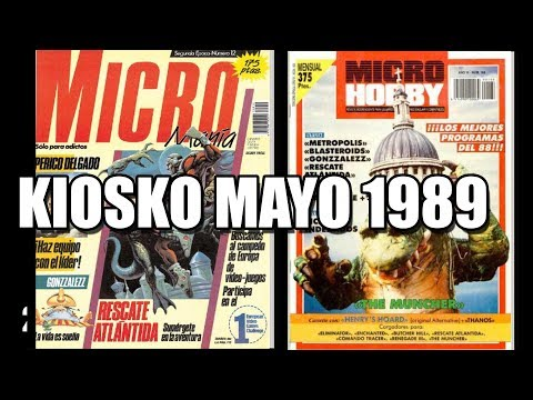 MICROMANIA MICROHOBBY MAYO 1989