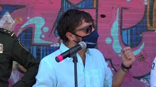 """Estos muros de los sitios donde se expende drogasvan a caer"""": Pumarejo"""