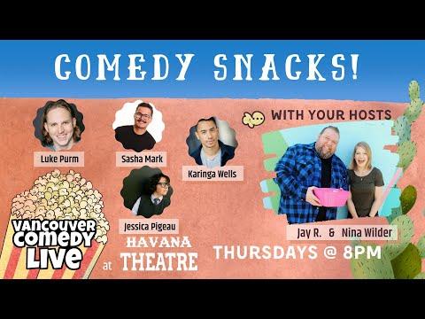 Comedy Snacks - The