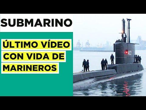 Último vídeo de marineros con vida en submarino | Tormenta de arena en Mongolia | 100 días de Biden