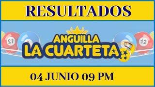 Loteria Cuarteta Anguilla Resultados de hoy
