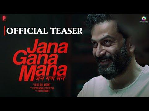Jana Gana Mana Official Trailer