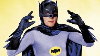 Adam West Visits Comic Con 2014