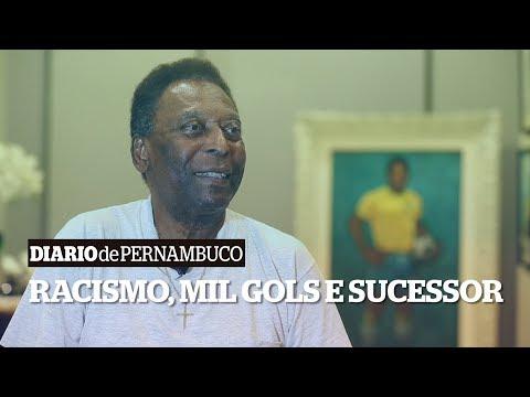 Pelé abre o jogo e fala sobre racismo, mil gols e sucessor
