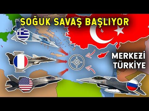Soğuk Harbin Merkezi Türkiye! DAHA BAŞINDAYIZ!