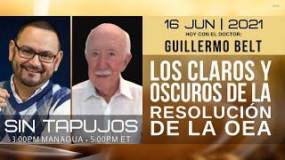 CAFE CON VOZ   Luis Galeano con Guillermo Belt   16-Jun-2021