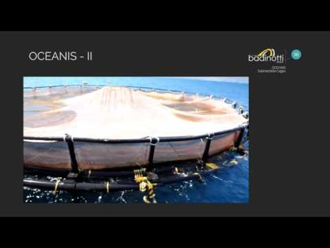 SUBMERSIBLE CAGE - OCEANIS
